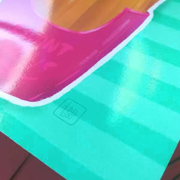print lámina ilustración